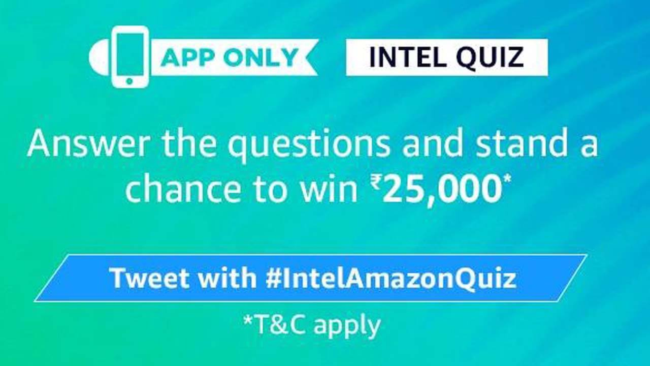 Amazon-Intel-Quiz-Answers-Win-Rs.25000-Pay-Balance-1