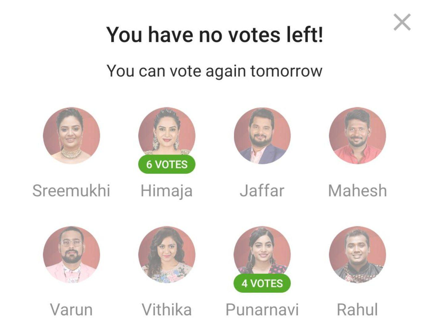 Bigg Boss Telugu 3 Elimination Voting: How to Save Your Favorite