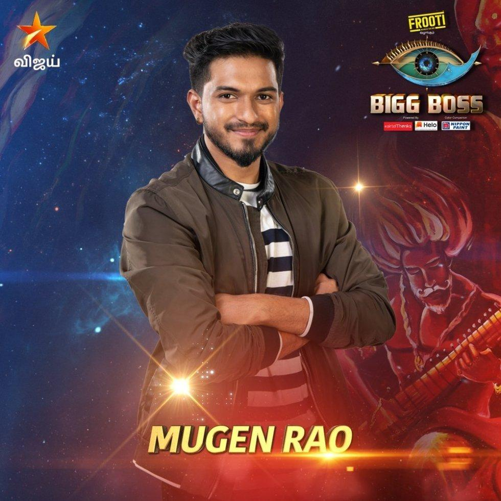 All About Bigg Boss Season 3 Sizzler Mugen Rao - TheNewsCrunch