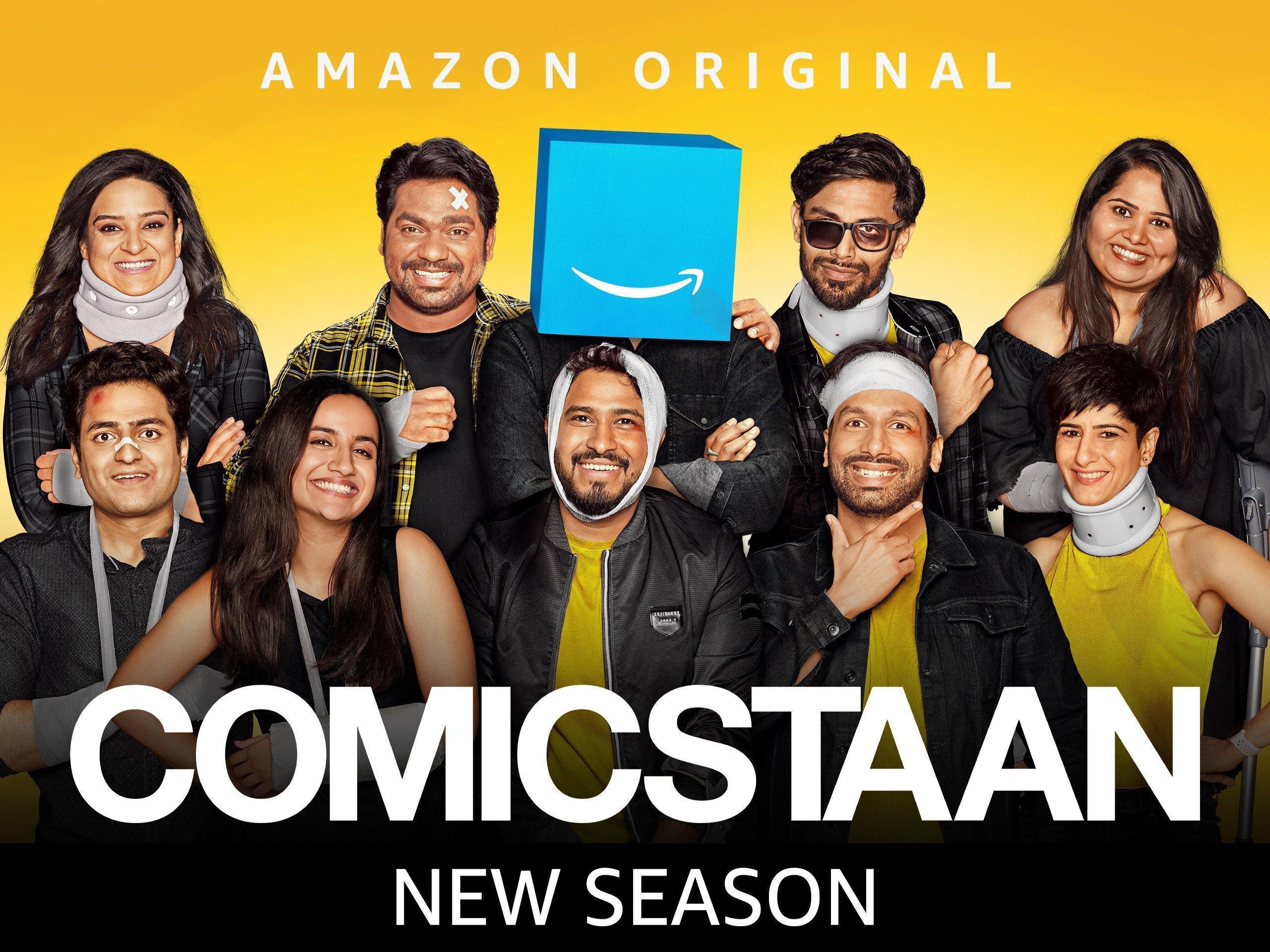 Comicstaan Season 2