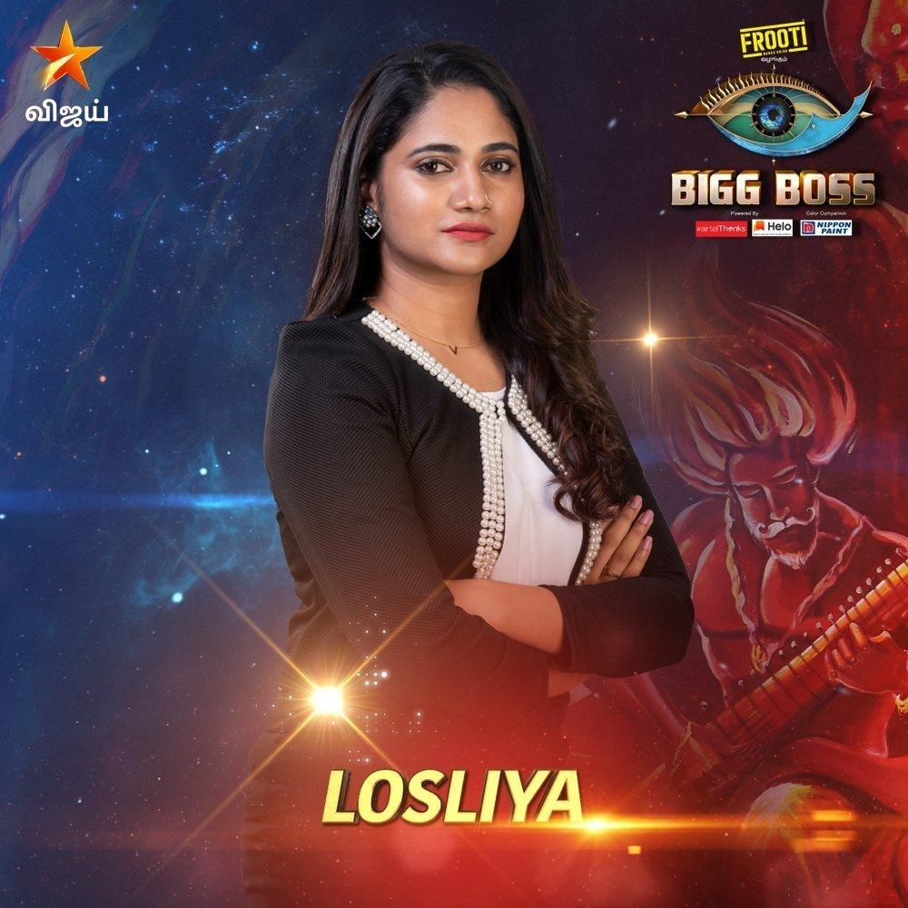 Bigg Boss 3 Tamil Vote Online - Which of your favourite