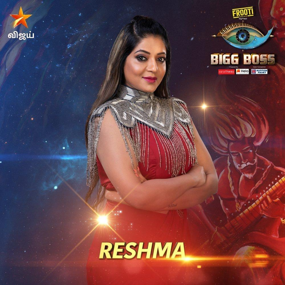 Big Boss Tamil Season 3 Updates: Is Reshma Going to Be the Fifth