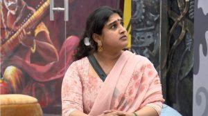 Vanitha Vijaykumar Bigg Boss Season 3 Tamil