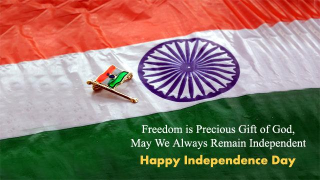 Happy Independence Day 2019 Whatsapp Status Greetings