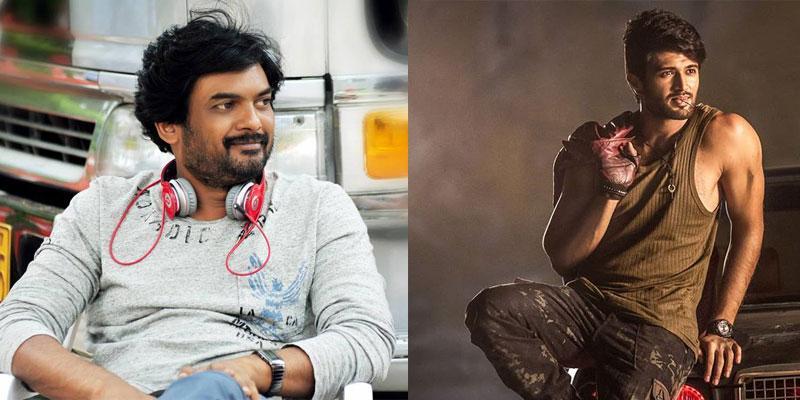 Puri Jagannadh to direct Vijay Deverakonda