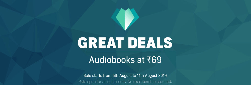 audible offers 2019