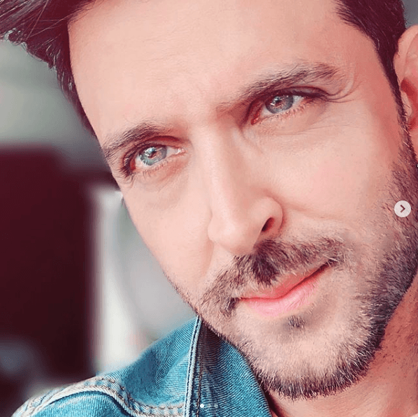 hritik roshan most handsome man of the world 2019