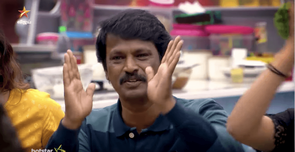 bigg boss 3 tamil cheran captain