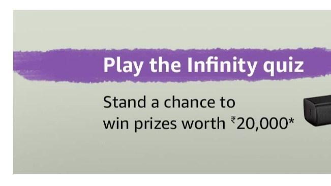 amazon-infinity-quiz-answers