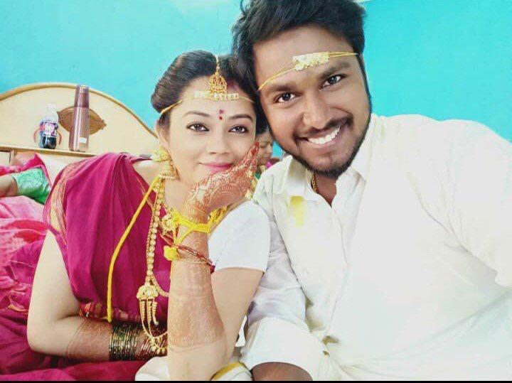 anitha sampath marriage 1