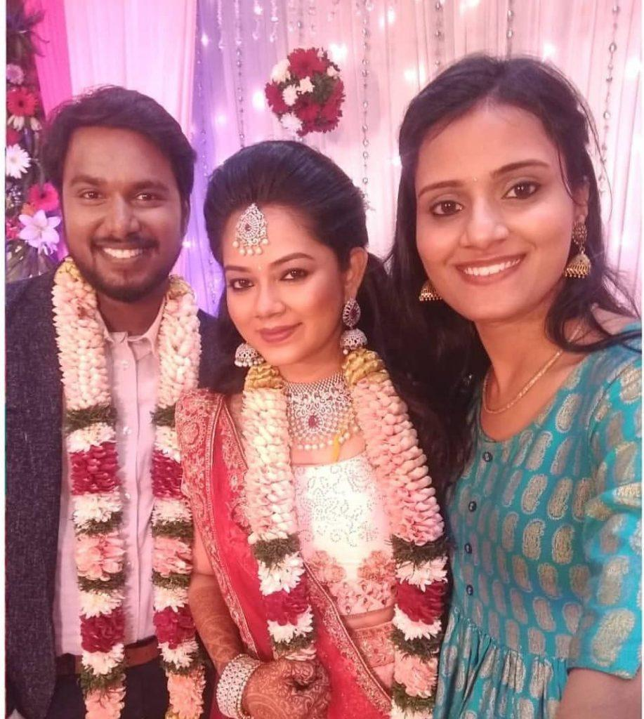 anitha sampath marriage 2