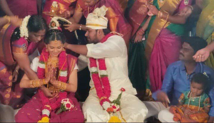 anitha sampath marriage 3