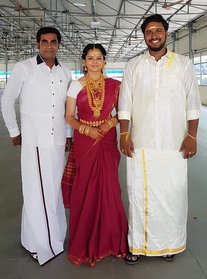 anitha sampath marriage 4