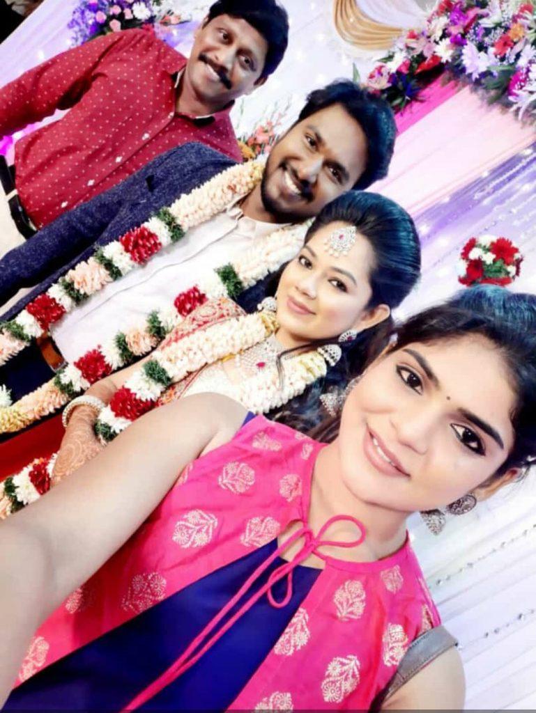 anitha sampath marriage 5