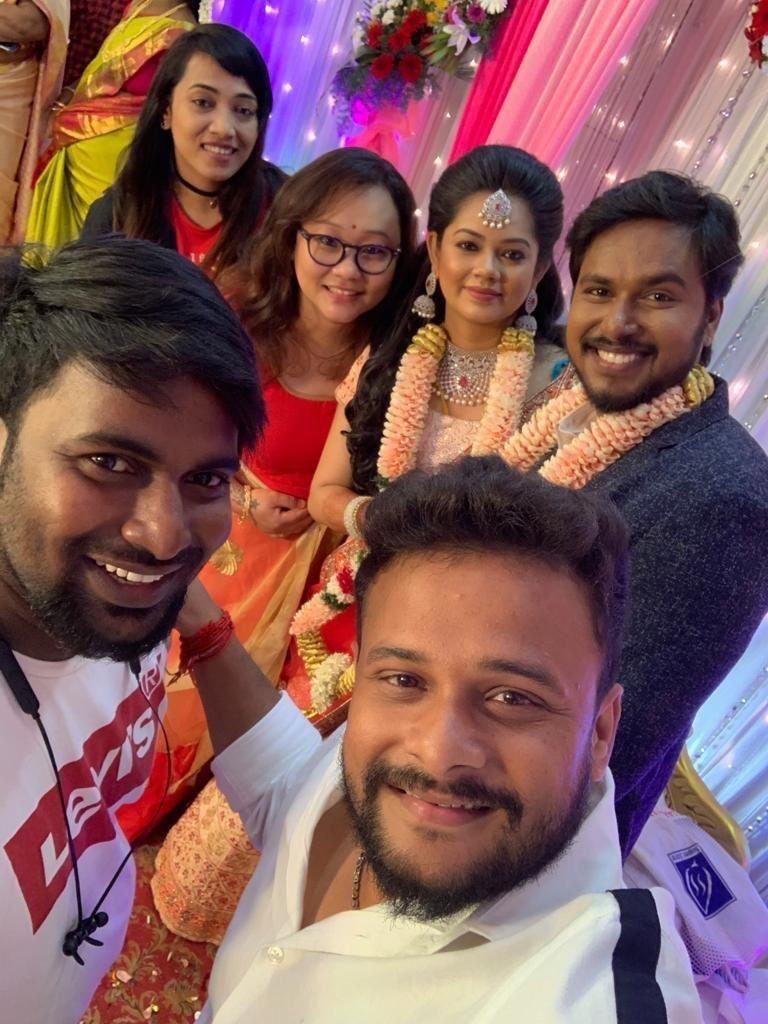 anitha sampath marriage 6