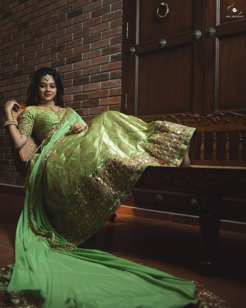 anitha sampath marriage 7