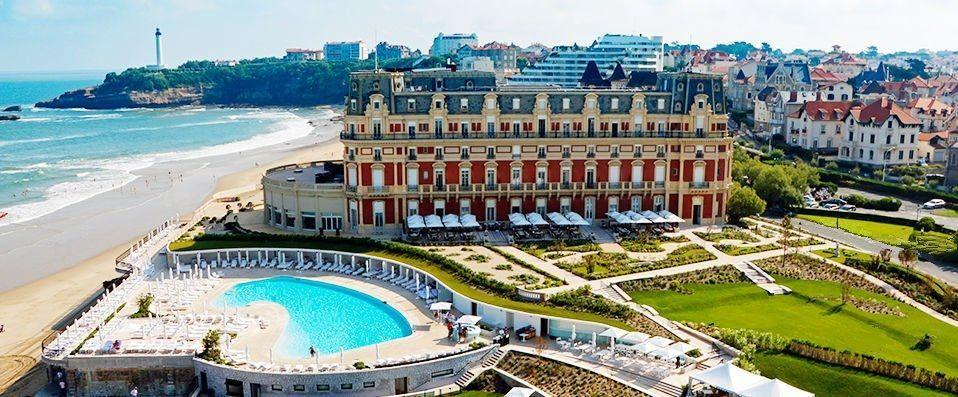 hotel du palais biarritz g7 summit 2019