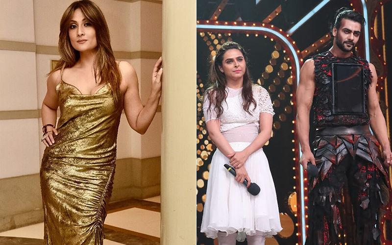 Bigg Boss 13 Madhurima Tuli Lashes Out At Vishal Aditya