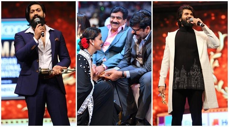 SIIMA Awards 2019 - Telugu and Kannada Films Day 1, Winners