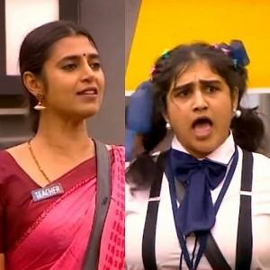 kasthuri elimination bigg boss tamil 3