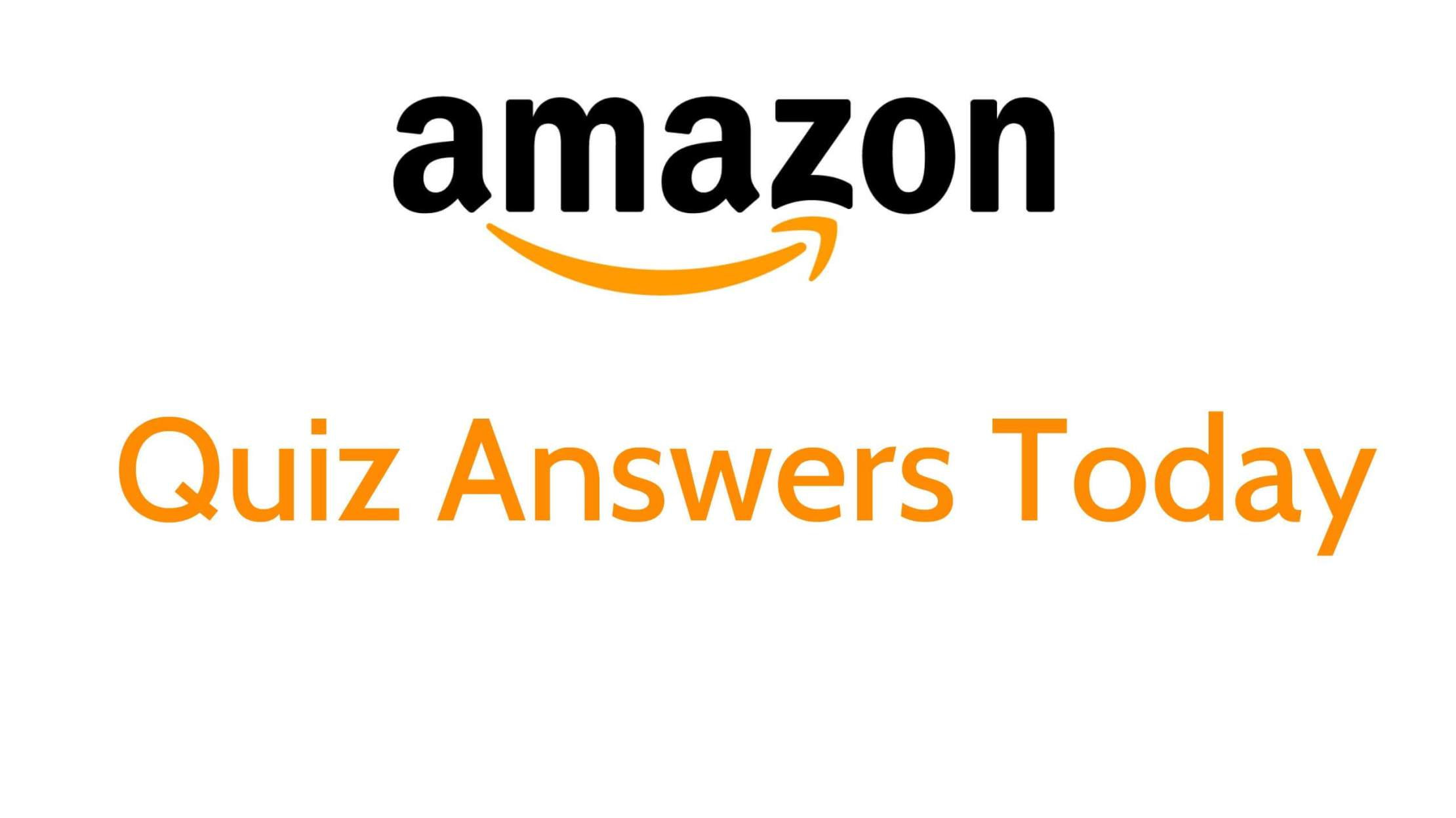 Amazon Daily Quiz Answers for September 6 Revealed, Go Pro