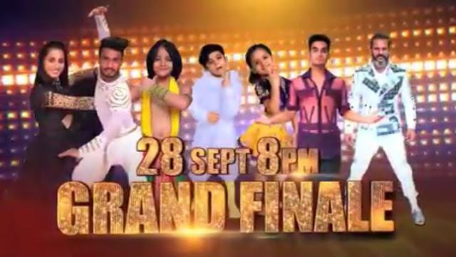 Dance Deewane 2 Finale vote