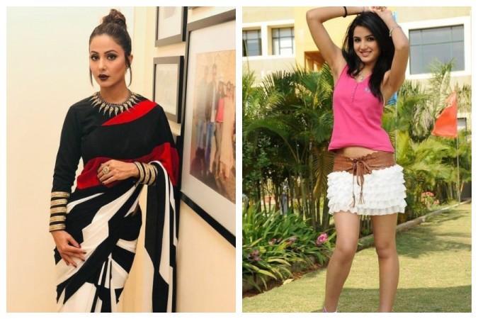 Jasmin Bhasin replaces hina khan kasautii zingagii kay 2