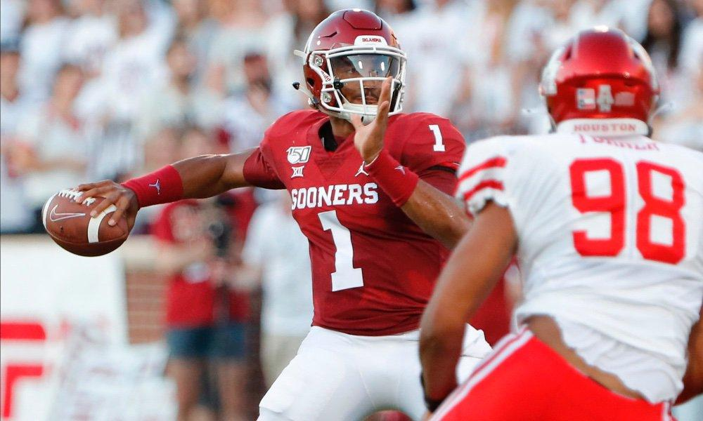 Lincoln Riley turns jalen hurts into elite