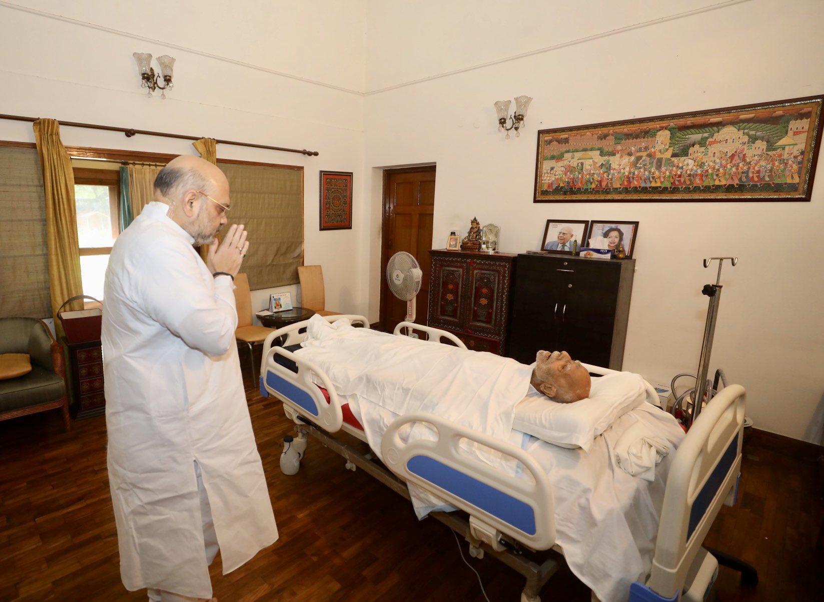 Ram Jethmalani dead