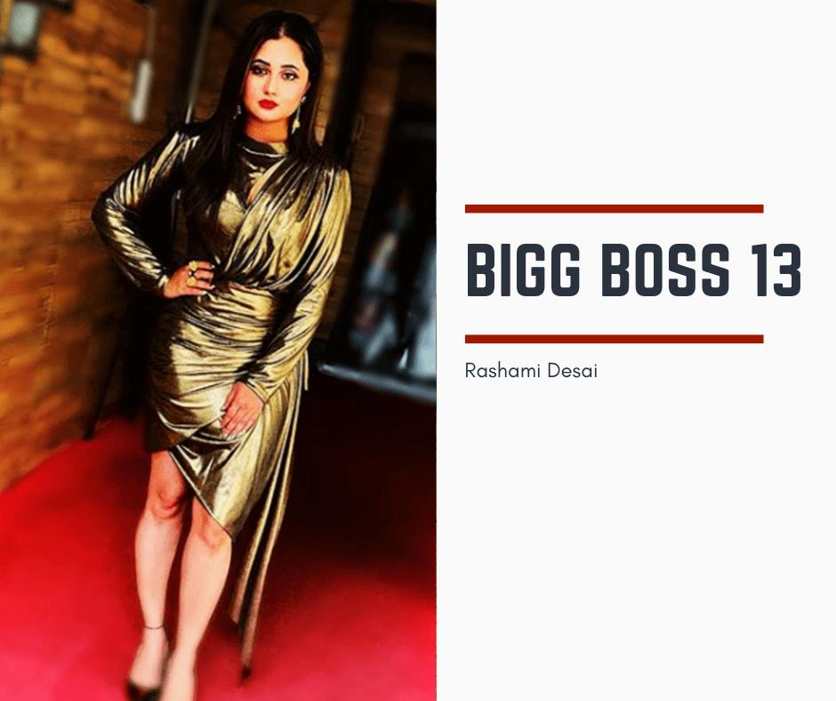 Rashami Desai bigg boss 13