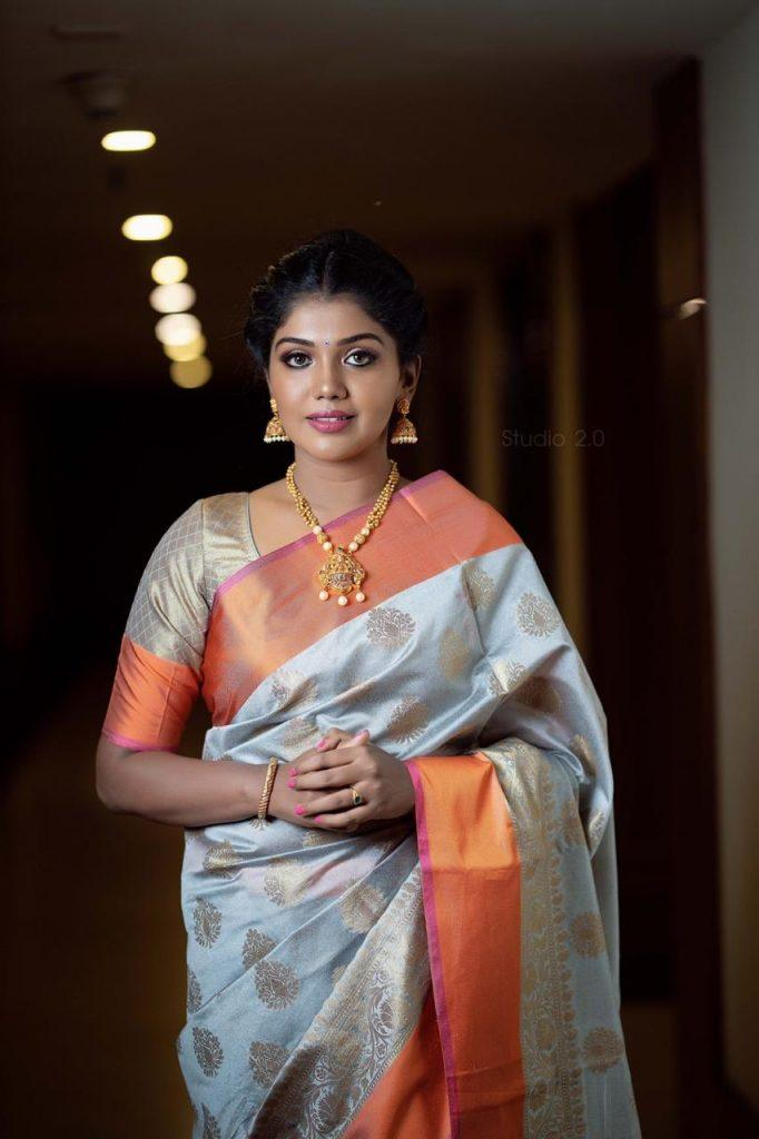 Bigg Boss 2 Tamil winner Riythvika latest Photoshoot