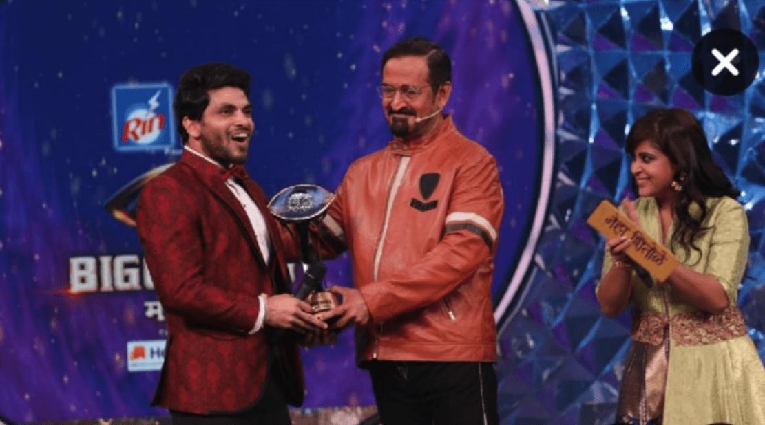 bigg boss marathi season 2 winner shiv thakre