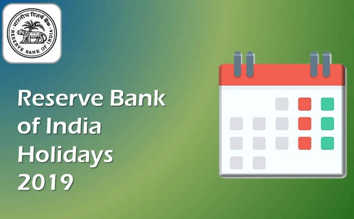 rbi bank holidays september 2019