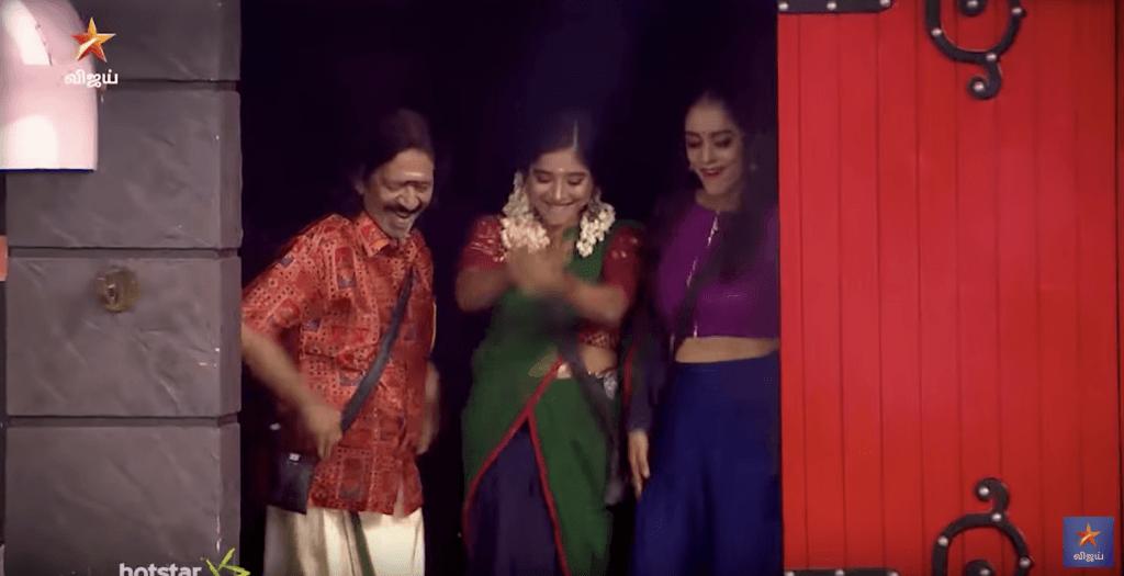 Bigg Boss 3 Tamil September 3 Day 72 Highlights - Sakshi