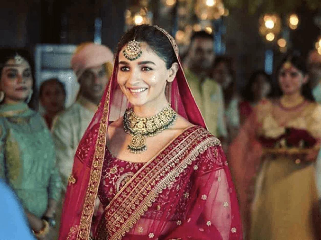 alia bhatt bridal pic