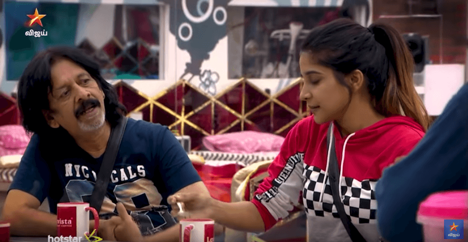 Bigg Boss 3 Tamil September 4 Day 73 Highlights - Sandy and