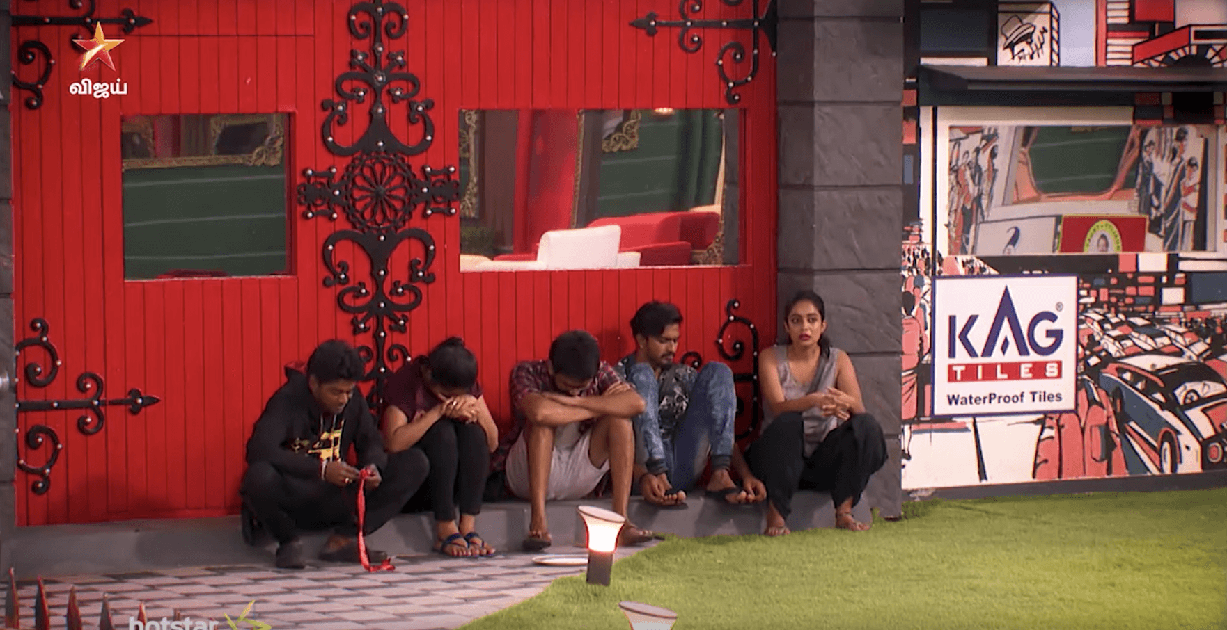Bigg Boss 3 Tamil September 4 Day 73 - Sandy and Kavin