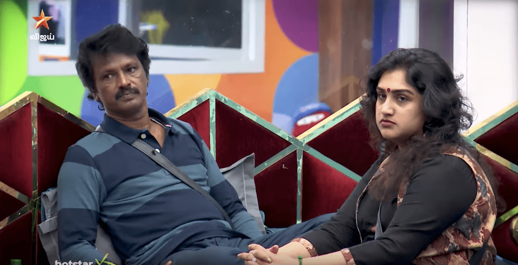 Bigg Boss 3 Tamil September 6 Day 75 - Vanitha complaints