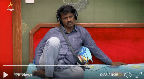 bigg boss 3 tamil cheran secret room
