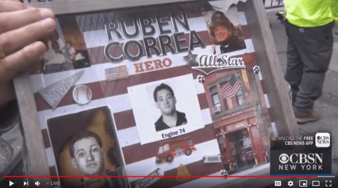 9/11 Memorial Ceremony Live Stream 2019