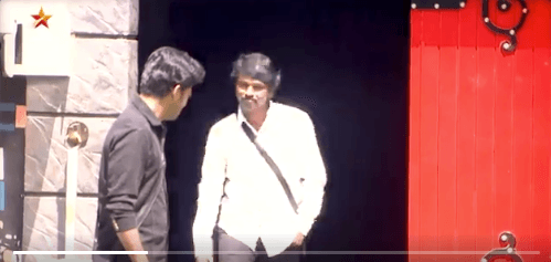 bigg boss 3 cheran comes back from secret room