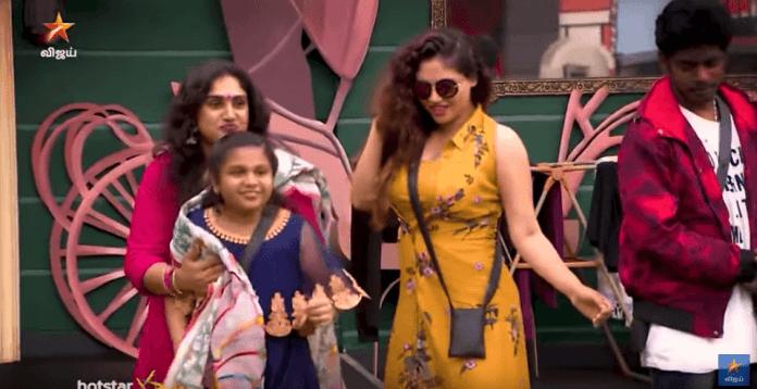 bigg boss vanitha daughters