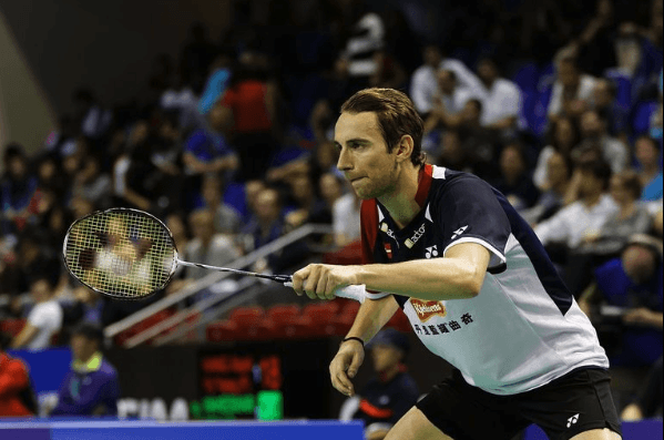 Mathias Boe Taapsee Pannu photos