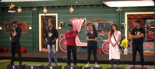 bigg boss season 3 ticket to finale