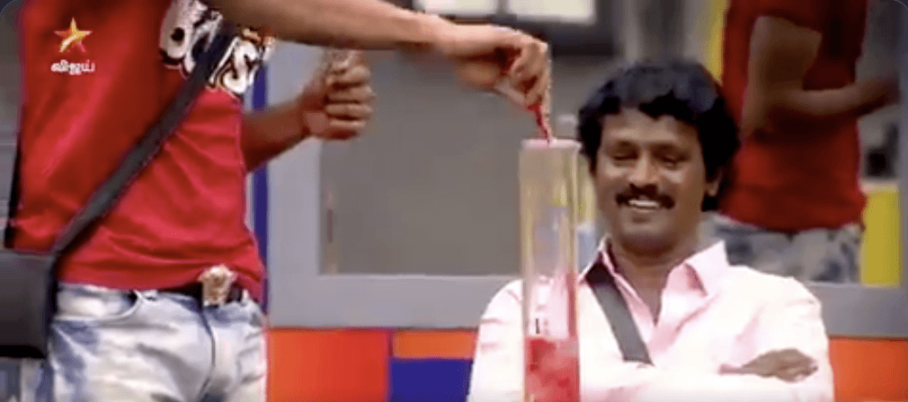 bigg boss tharshan targeting cheran
