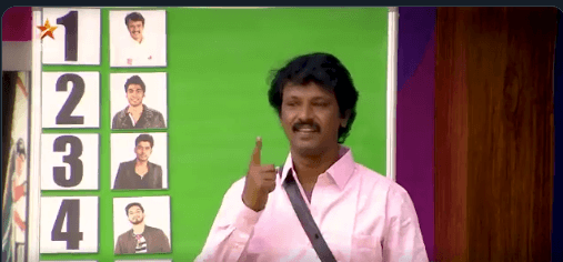 Bigg boss cheran no 1 week 13