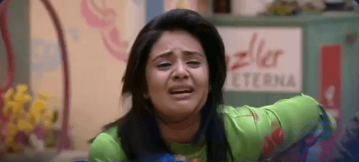 Sreemukhi crying for brother sushruth