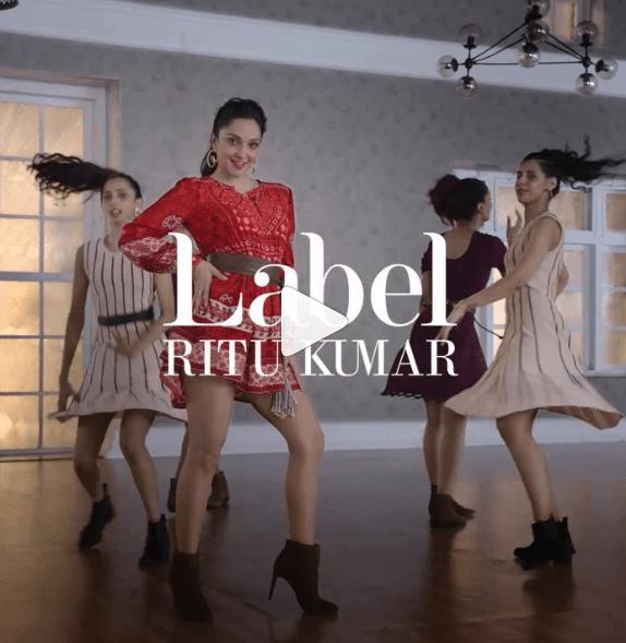 Kiara Advani Sexy Dance Video