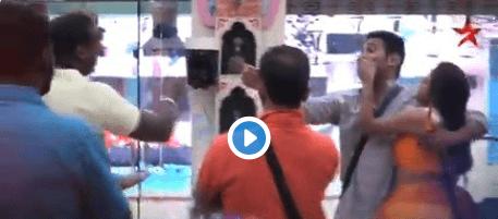 bigg boss 3 telugu rahul varun fight
