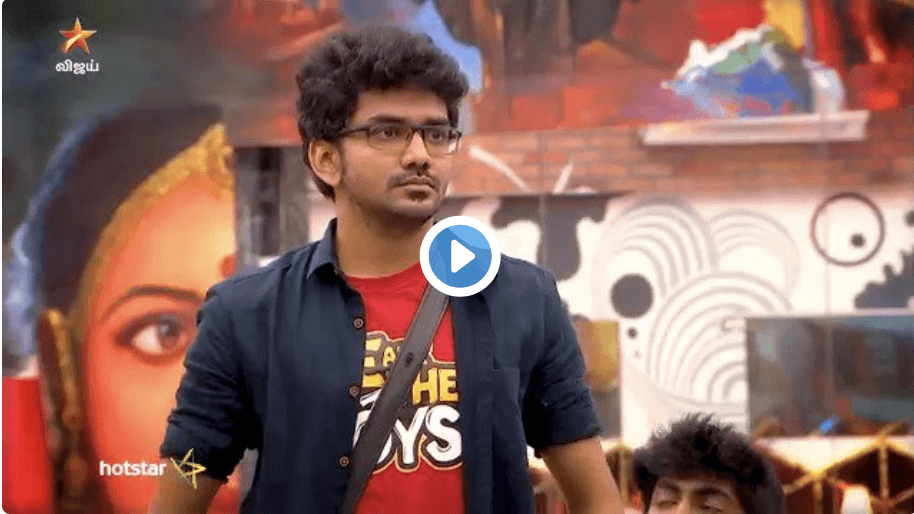 kavin walks out of bigg boss house